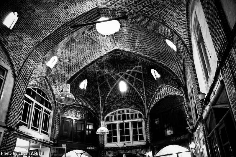 The Bazaar of Tabriz