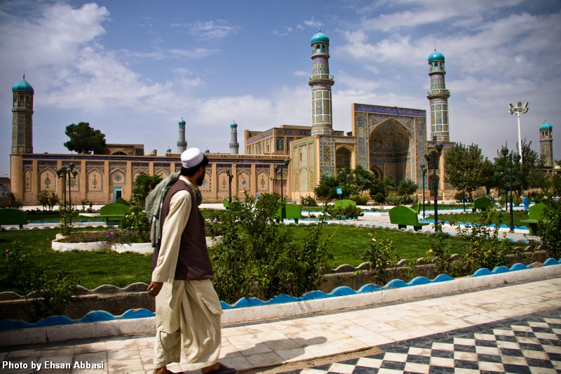 Friday Mosque of Herat (Masjid-e Jame)