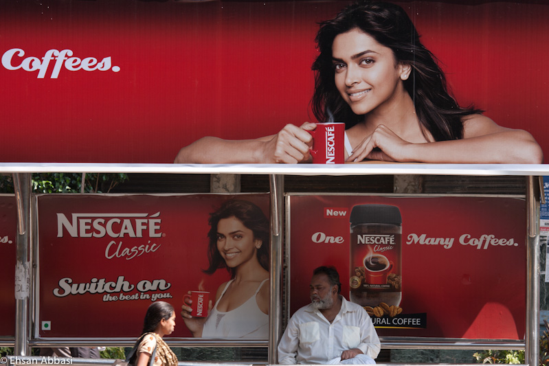 Coffee Advertisement in Mumbai