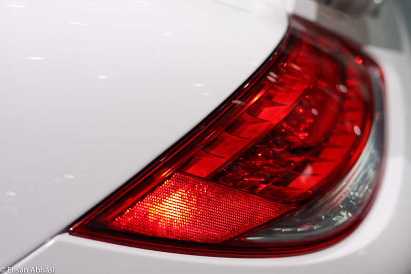 Porsche Tail Light