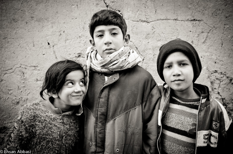 Afghan Kids