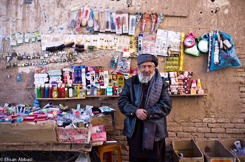The Afghan Salesman